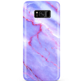 Purple Sky Marble Samsung Case GALAXY S8 - CASES A LA MODE