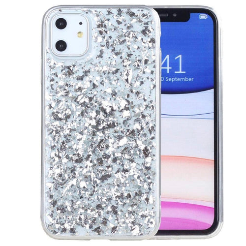 Silver Flakes Phone Case  - CASES A LA MODE