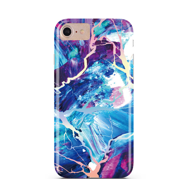Majestic Holo Marble iPhone Case IPHONE 6/S - FINAL SALE - CASES A LA MODE