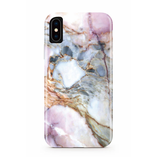 Pastel Marble Case Pink Marble Case White Marble Case