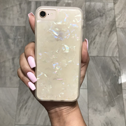 Pearl Holo Euphorix IPhone Case  - CASES A LA MODE