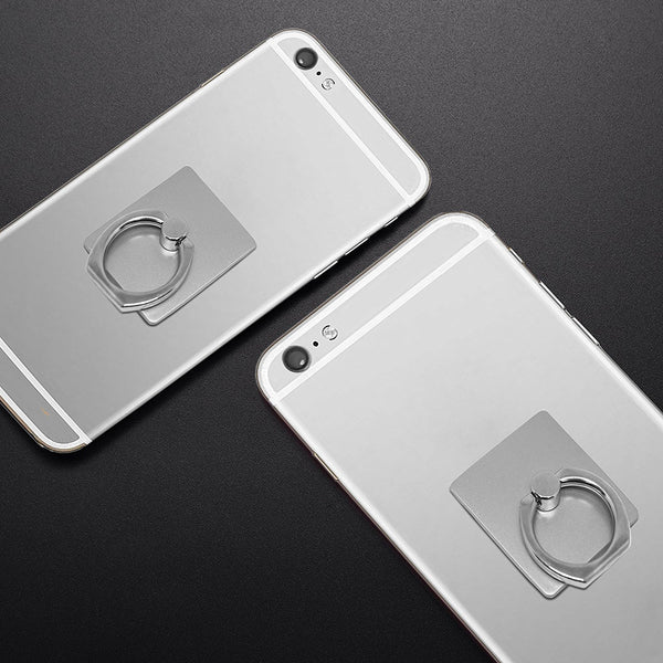 Phone Ring SILVER - CASES A LA MODE