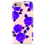 Pink and Purple Flower iPhone Case IPHONE 6/S - CASES A LA MODE