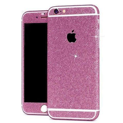 Pink Glitter Decal Sticker  - CASES A LA MODE