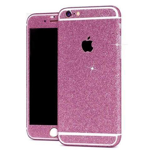 brand new be5d4 e06dd Pink Glitter Decal Sticker – CASES A LA MODE
