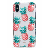 Pink Pineapple iPhone Case IPHONE X - CASES A LA MODE