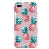 Pink Pineapple iPhone Case IPHONE 6/S PLUS- FINAL SALE - CASES A LA MODE