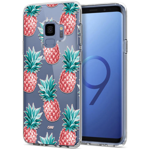 Pink Pineapple Samsung Phone Case  - CASES A LA MODE