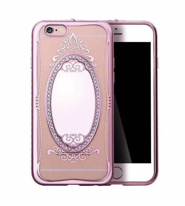 Princess mirror phone case mirror phone case casesalamode for Phone mirror