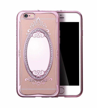 Princess Mirror Phone Case  - CASES A LA MODE
