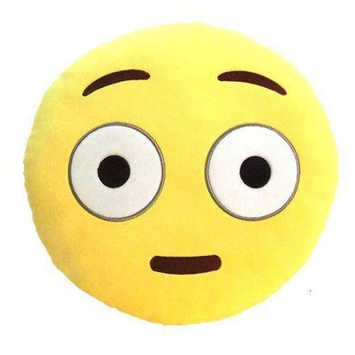 EMOJI EMBARRASSED PILLOW