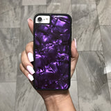 Purple Euphorix iPhone Case  - CASES A LA MODE
