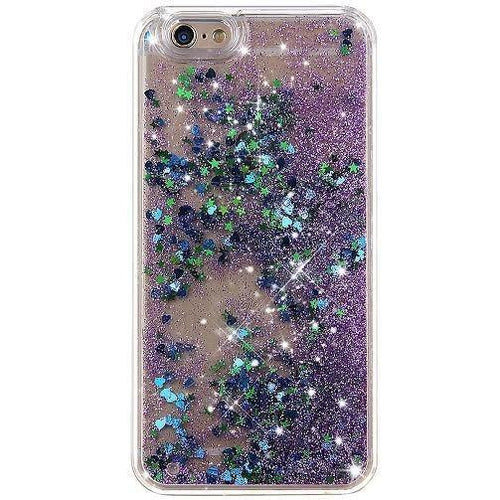Purple Glitter iPhone Case  - CASES A LA MODE