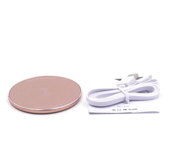 Rose Gold Wireless Charging Pad  - CASES A LA MODE