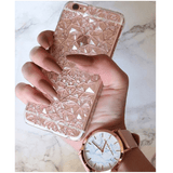 Tropix Clear iPhone Case  - CASES A LA MODE