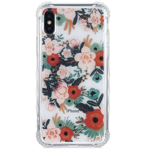 Vintage Floral iPhone Case  - CASES A LA MODE