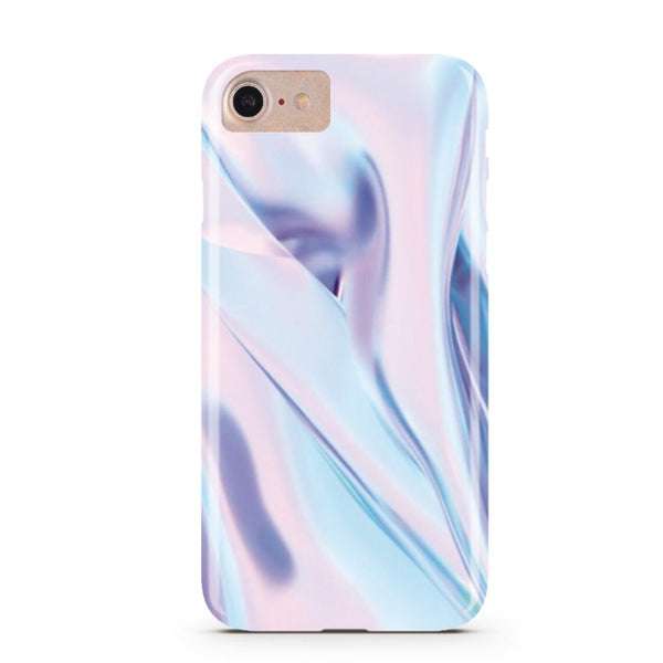 Violet Haze Marble iPhone Case IPHONE 7 - CASES A LA MODE