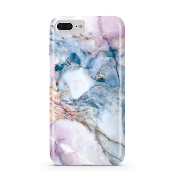 Violet Pastel Marble iPhone Case IPHONE 6/S PLUS - CASES A LA MODE