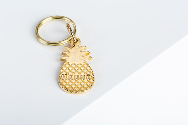 The HOUND Pineapple Charm