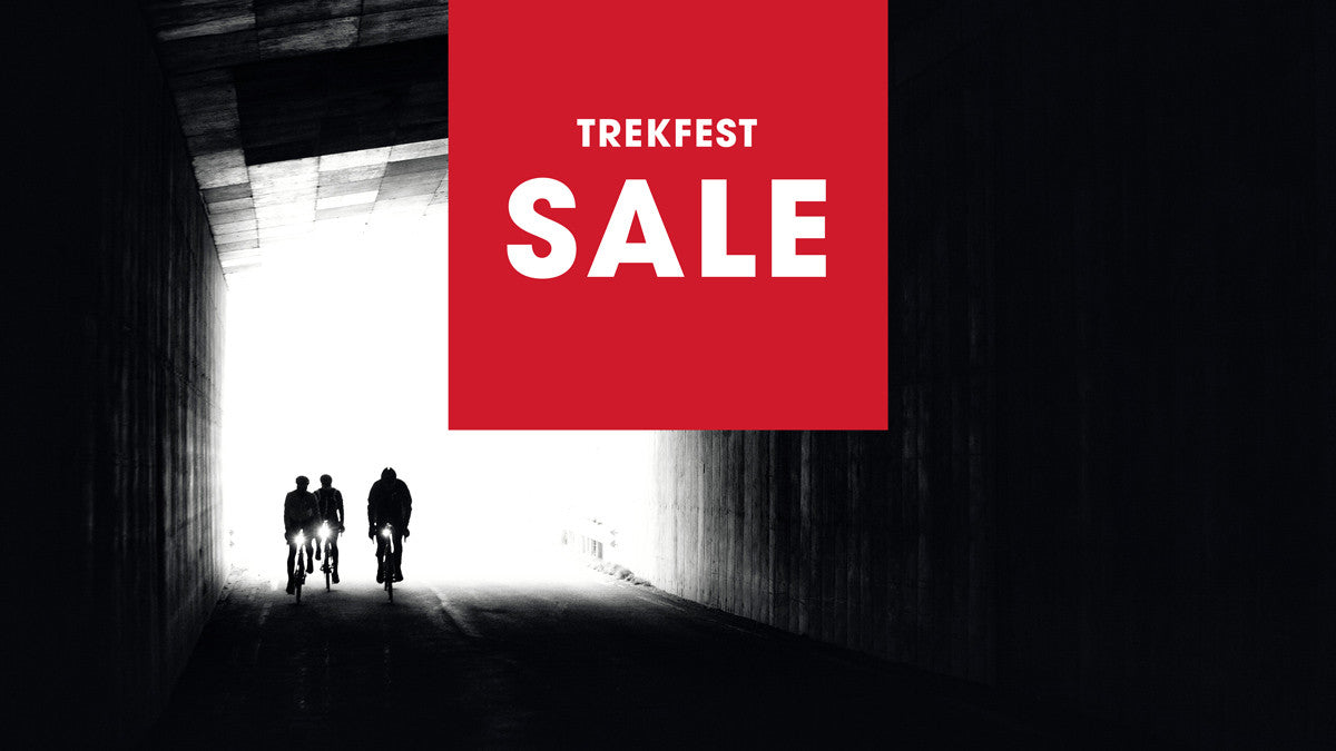 Trekfest Sale at Santiago Cycling