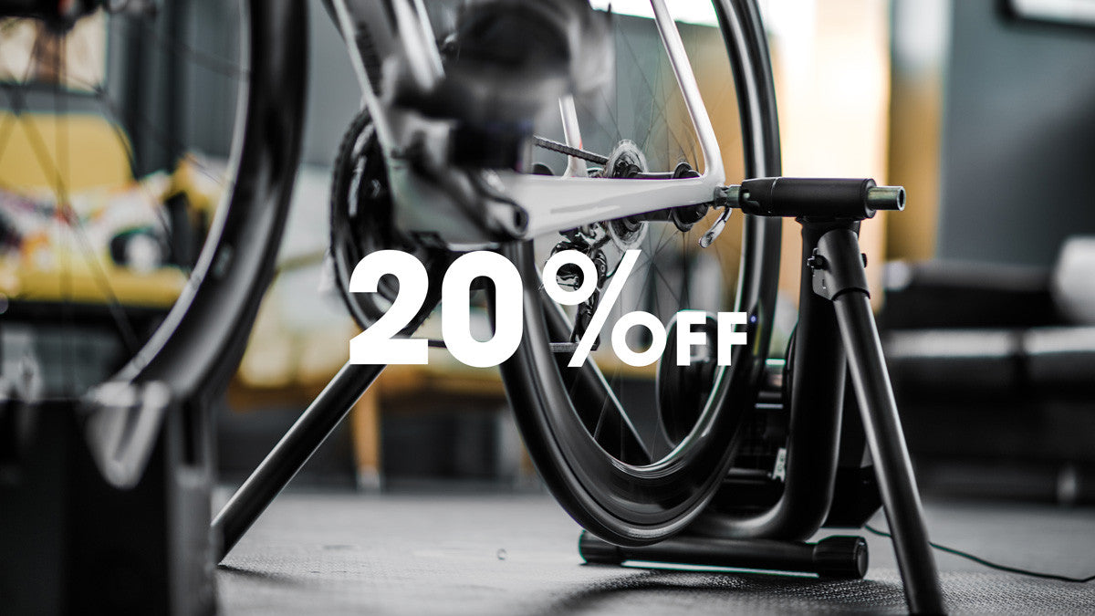 CycleOps Memorial Day Sale - 20% Off