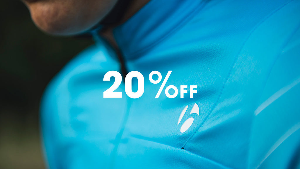 Men's Jerseys and Shorts - 20% Off