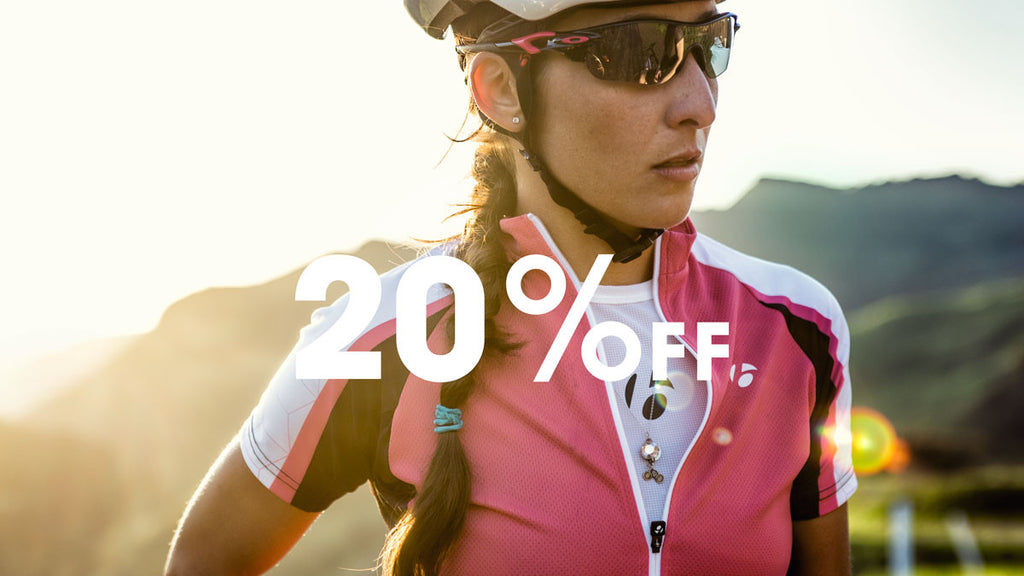 Men's & Women's Jerseys and Shorts - 20% Off