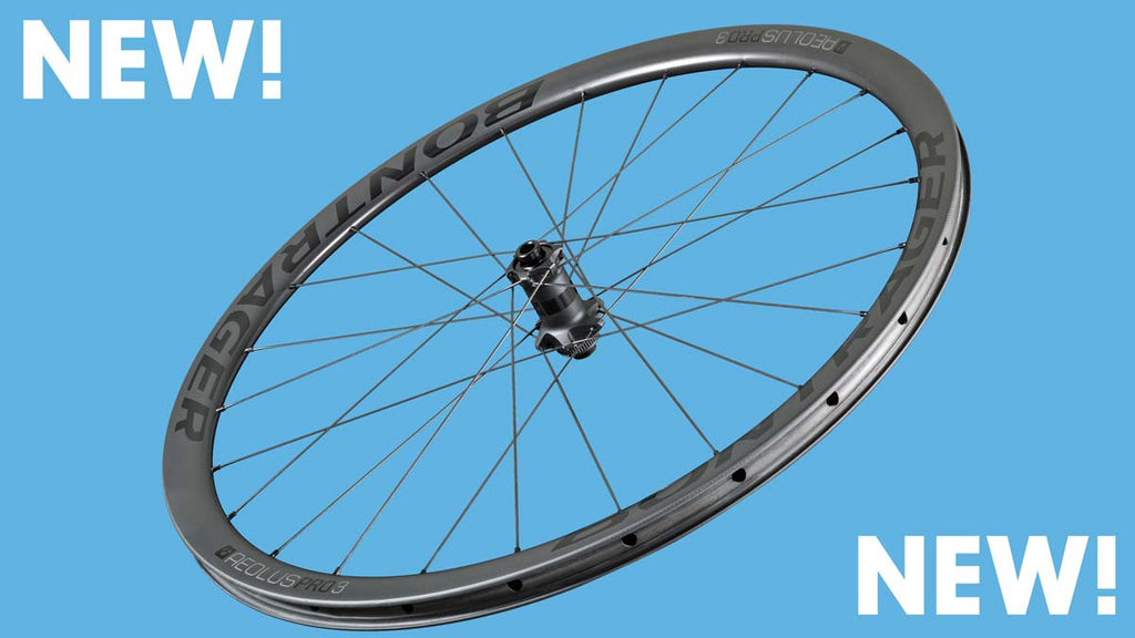 New Bontrager Aeolus Pro 3 TLR Wheels:
