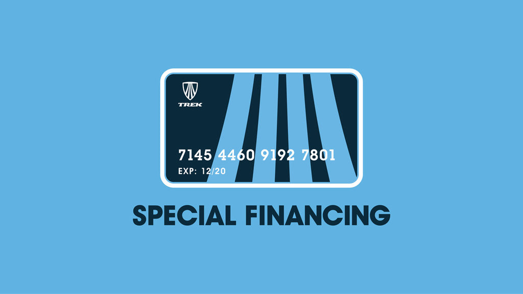 Special Trek Financing for the Holiday