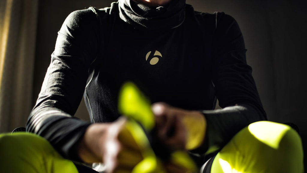 Layer Up For Winter Cycling