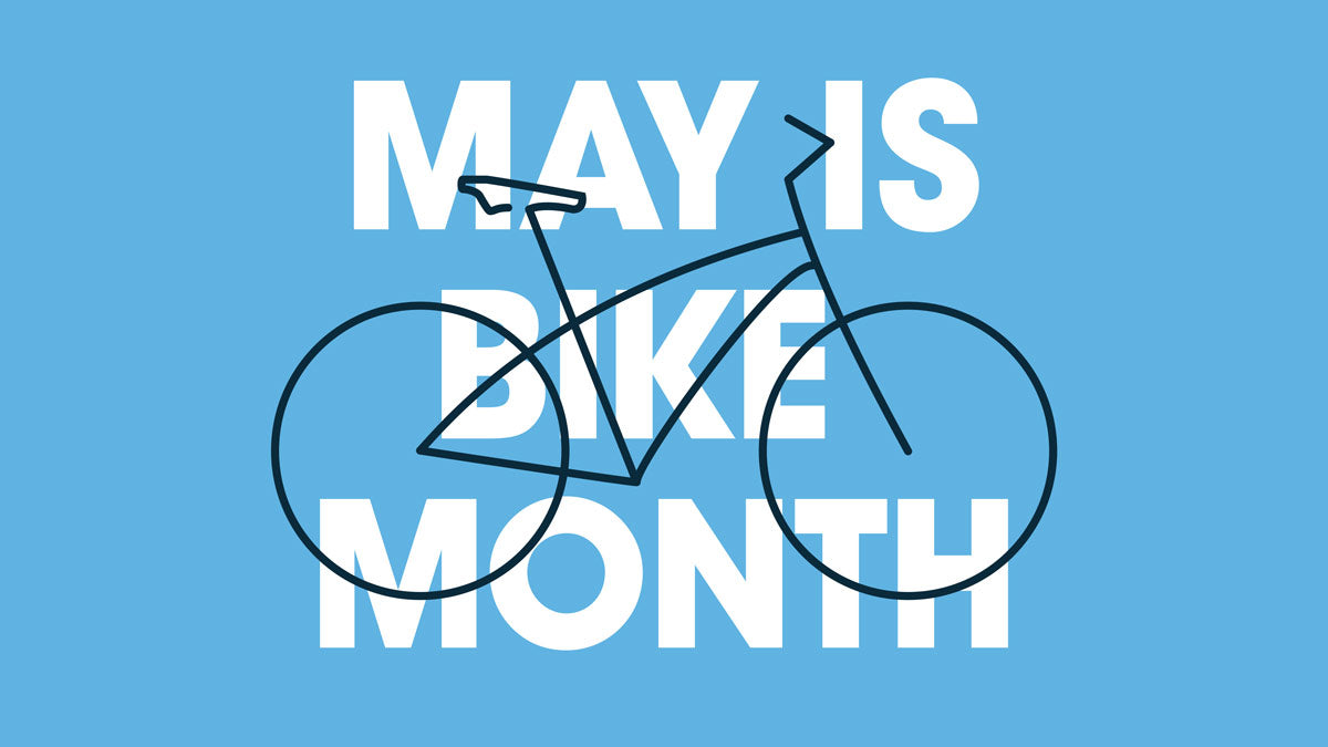 Get Ready For National Bike Month