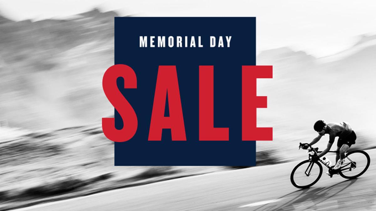 Memorial Day Sale: May 25 - 27