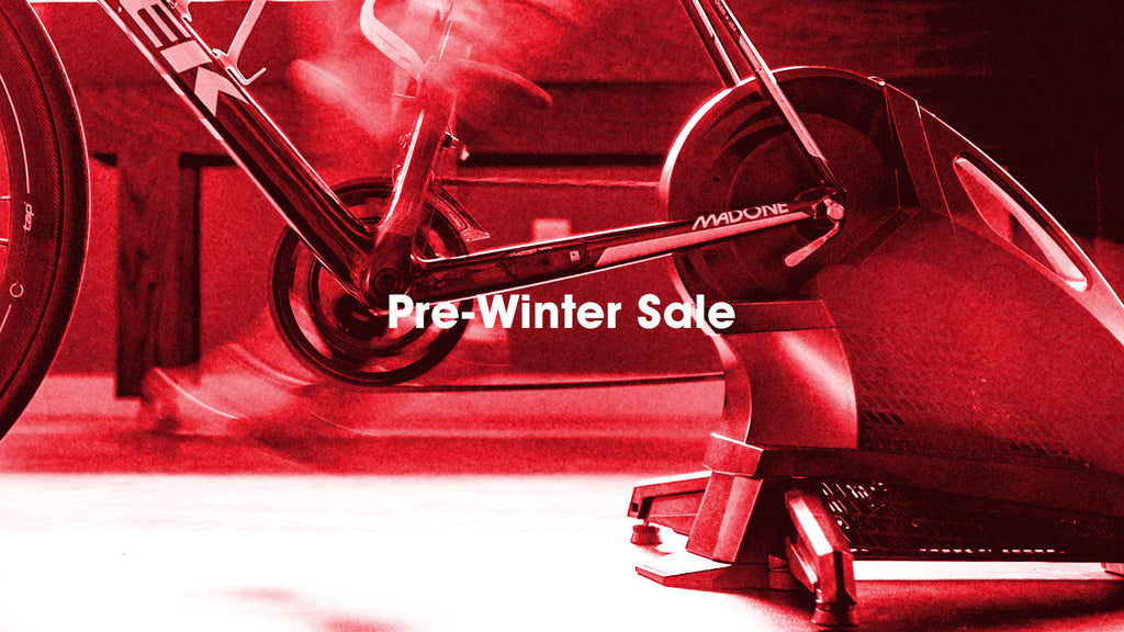 CycleOps Pre-Winter Sale - 20% off all trainers and accessories