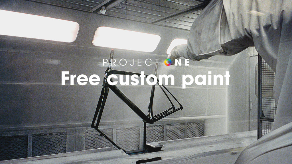 Project One - Free Custom Paint