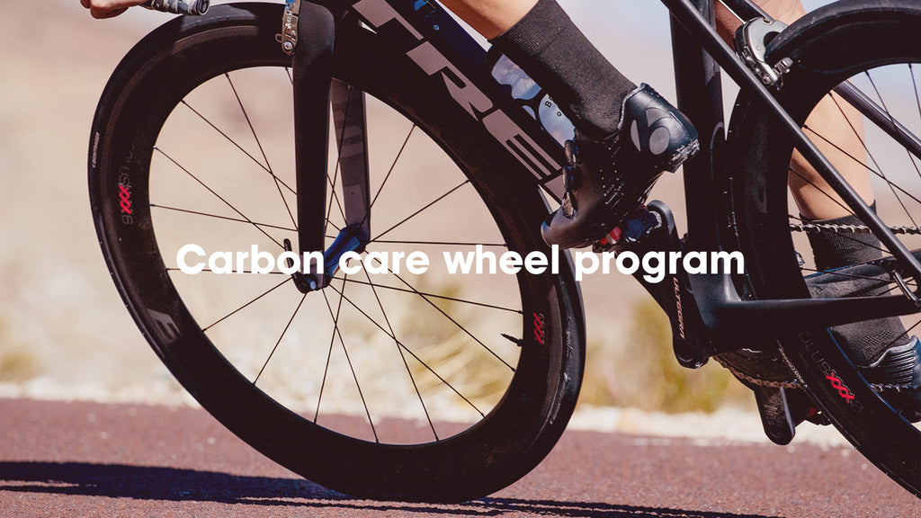 Trek's Carbon Care Wheel Program is a big deal!