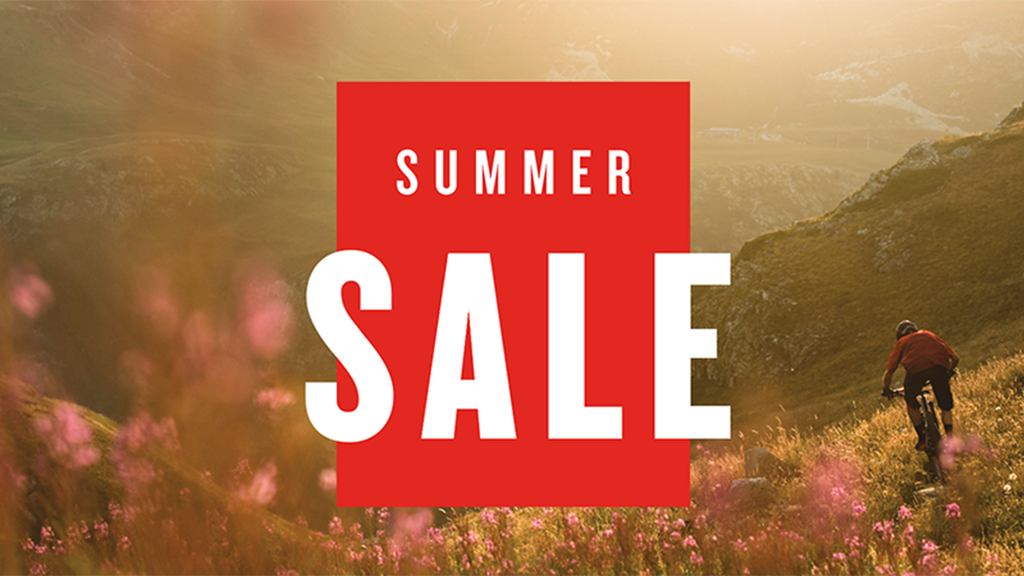 Trek Summer Sale - Now through July 30th