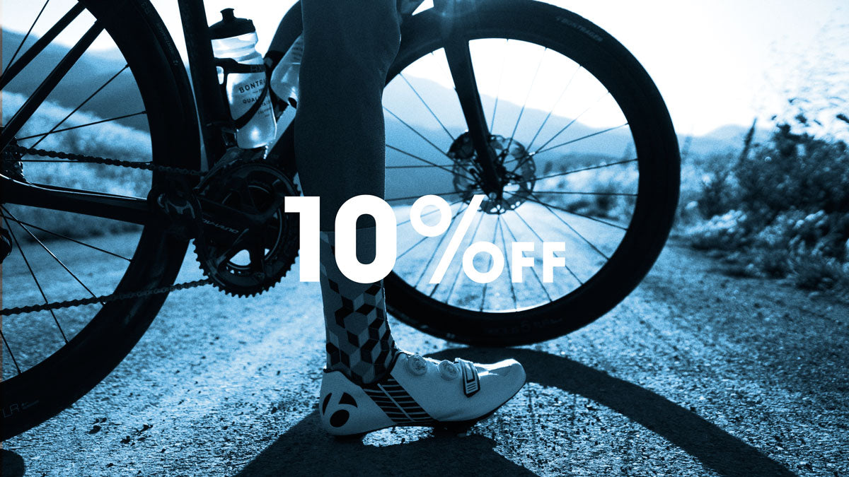Take an Additional 10% off Markdown Bikes