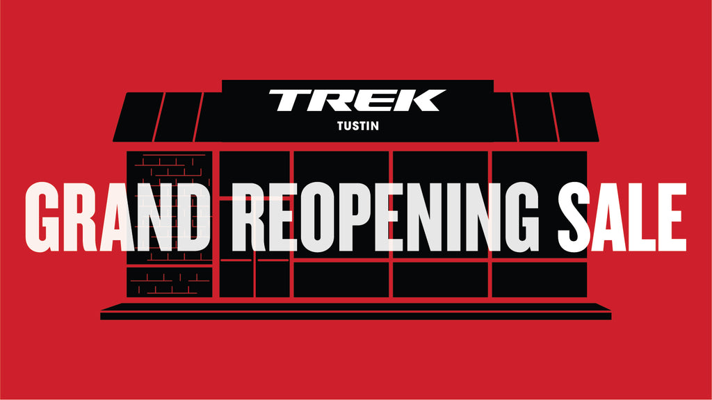 Grand Reopening one-day sale