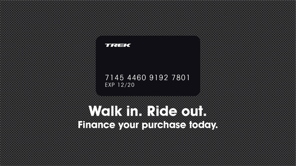 Special Trek Financing - Through August 20th