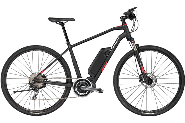 Bike Rental, Trek Dual Sport E-Bike