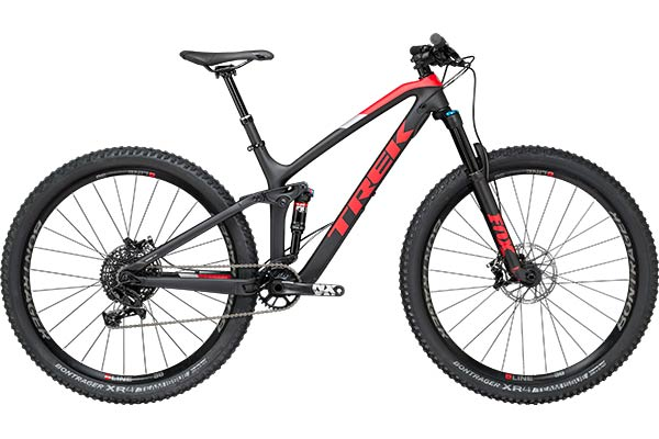 Bike Rental Trek Fuel EX 9.7