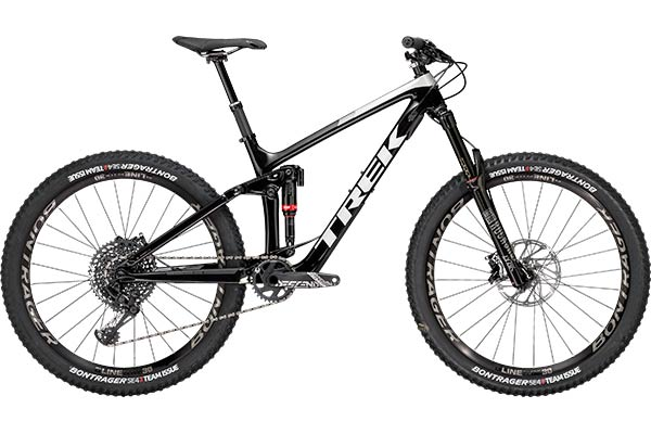 Bike Rental Trek Remedy 9.8