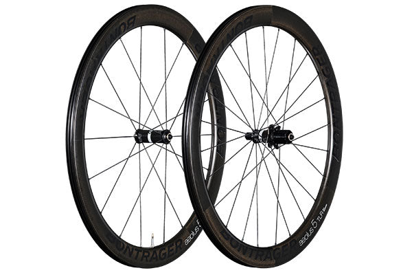 Santiago Cycling Wheel Demo Aeolus 5 D3 Clincher TLR