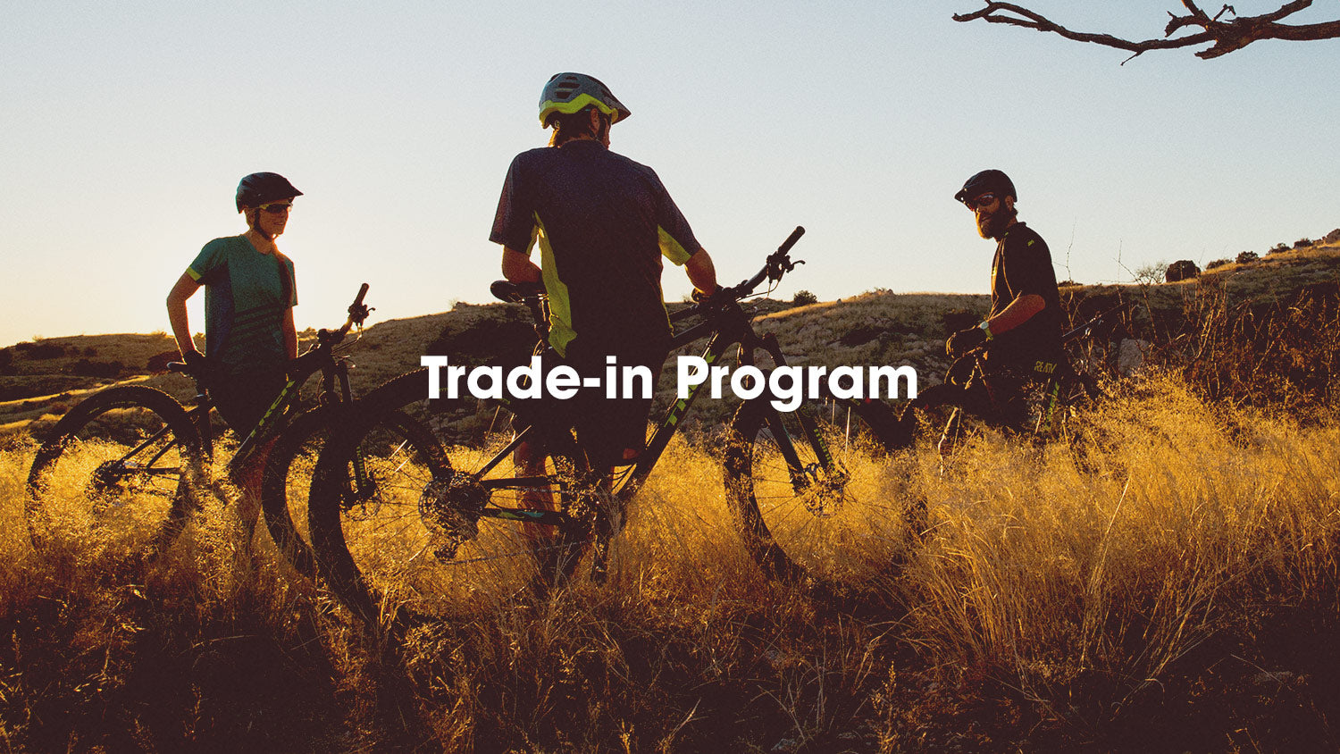 Trek Bicycle Tustin trade-in program for Southern California