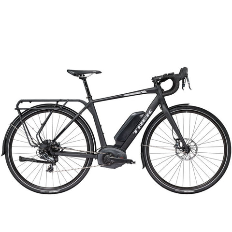 2019 Trek Crossrip+ 55 Matte Trek Black