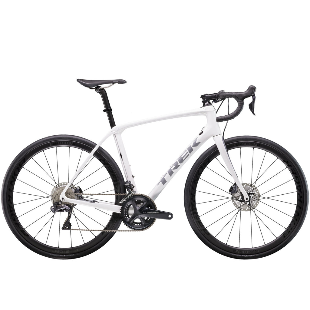 2019 Trek Domane SLR 7 56 Disc Trek White/Gravel