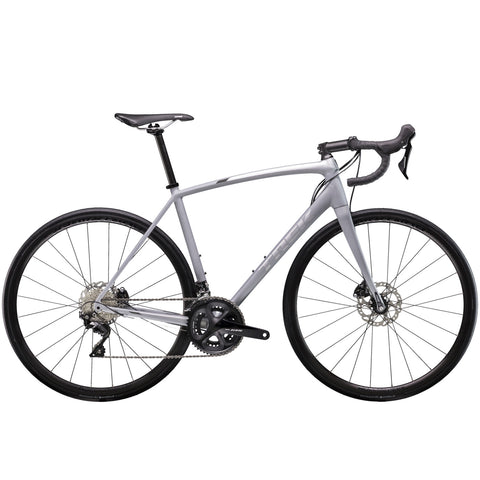 2019 Trek Emonda ALR 5 Disc 56 Matte Gravel/Gloss Quicksilver