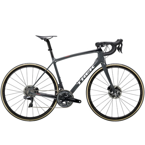 2019 Trek Emonda SLR 9 Disc 56 Solid Charcoal/Trek Black (DEMO)