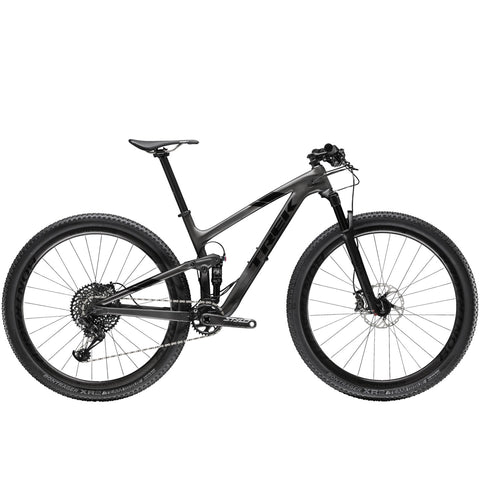 2019 Trek Top Fuel 9.8 SL ML 29 Matte Carbon Smoke