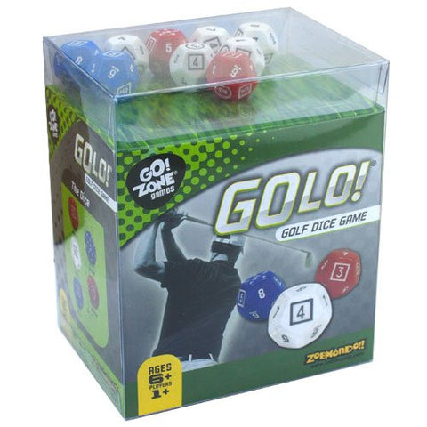 GoLo! The Golf Dice Game!